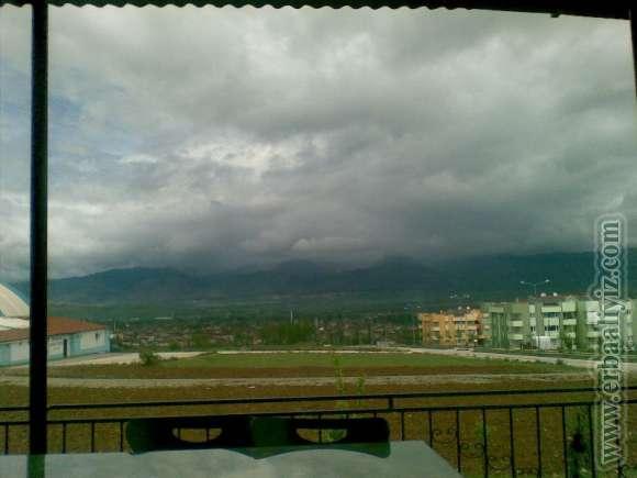 Erbaa - Tepeşehir'den Görünüm (Kılıç Pide)
