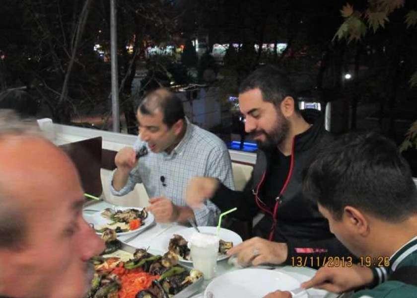 Turgay Başyayla Erbaa Sultan Sofrasında