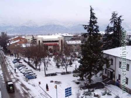 Erbaa'da Bir Kış Günü