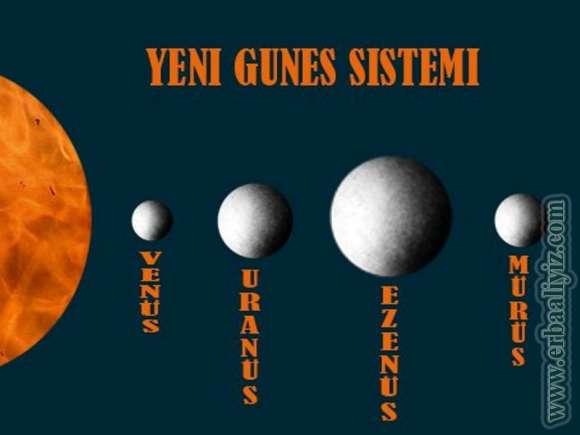 Solar Sistemi Erbaalı Bulursa :)