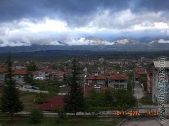 Erbaa Yılmaz Kayalar Anadolu/Fen Lisesi'nden Görünüm