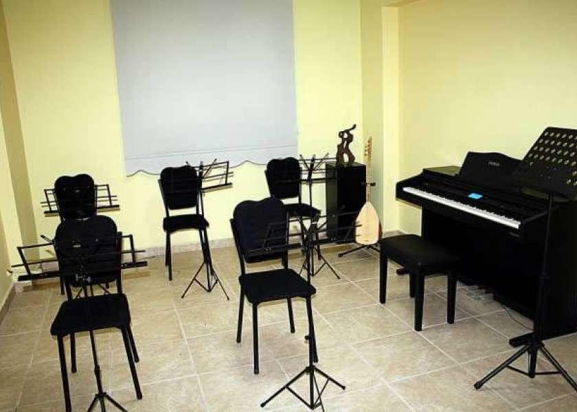 Erbaa Sanat Merkezi Müzik Sınıfı