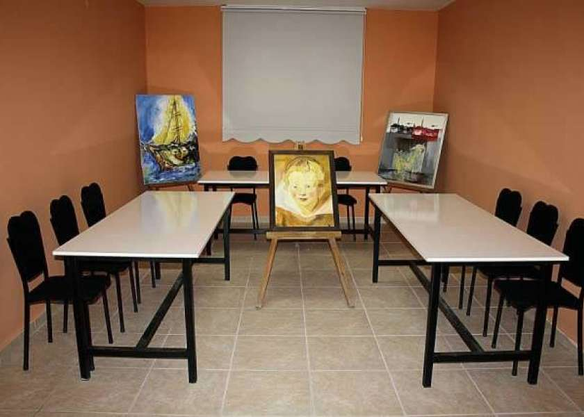 Erbaa Sanat Merkezi Resim Atölyesi